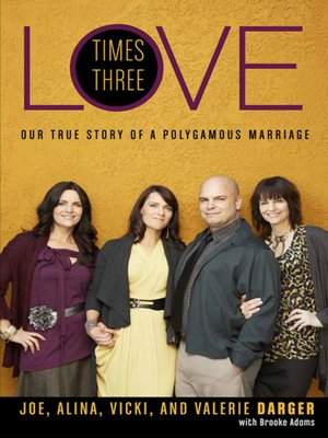 cover image of Love Times Three