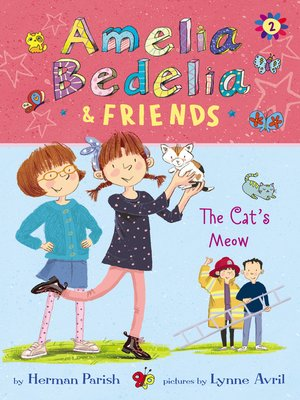 cover image of Amelia Bedelia & Friends #2