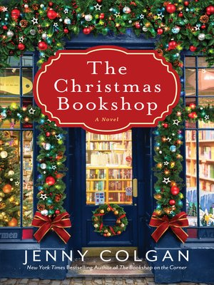 cover image of The Christmas Bookshop