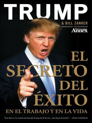 cover image of El Secreto del Exito