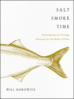 cover image of Salt Smoke Time