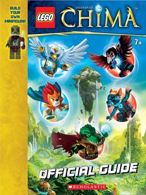 cover image of LEGO Legends of Chima