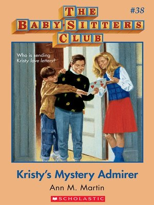 cover image of Kristy's Mystery Admirer