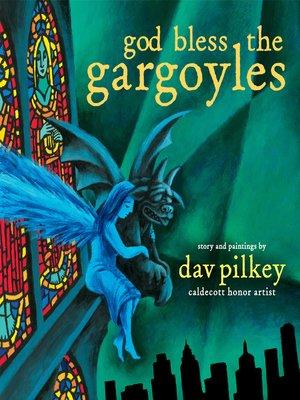 cover image of God Bless the Gargoyles