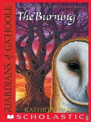cover image of The Burning