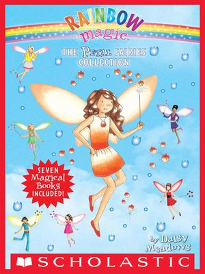 cover image of The Petal Fairies Collection