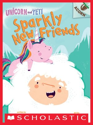 cover image of Sparkly New Friends