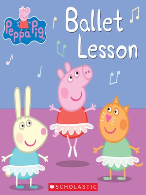 cover image of Ballet Lesson