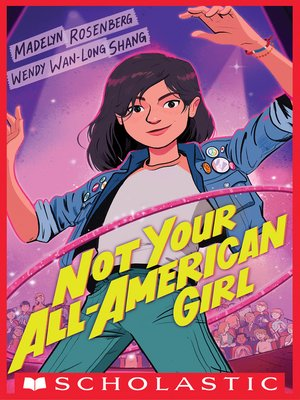 cover image of Not Your All-American Girl