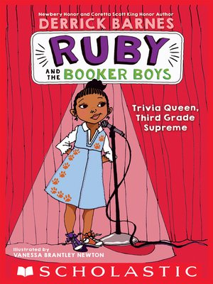 cover image of Trivia Queen, Third Grade Supreme