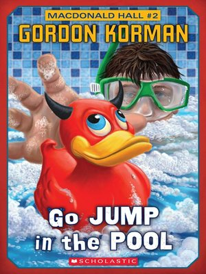 cover image of Go Jump in the Pool