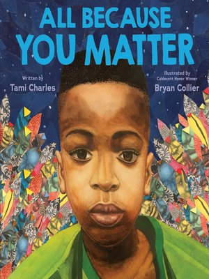 cover image of All Because You Matter
