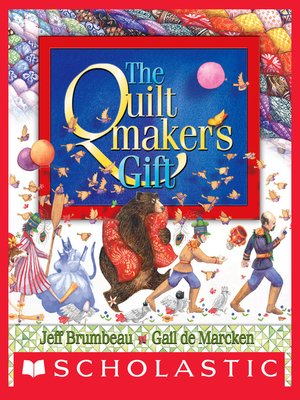 cover image of The Quiltmaker's Gift
