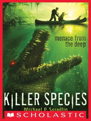cover image of Menace From the Deep