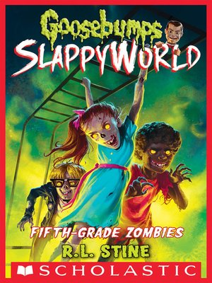 cover image of Fifth-Grade Zombies