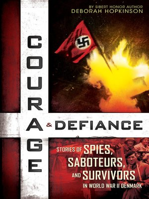 cover image of Courage & Defiance