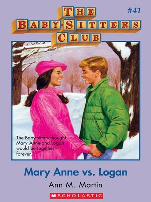 cover image of Mary Anne vs. Logan