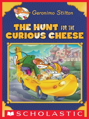 cover image of The Hunt for the Curious Cheese
