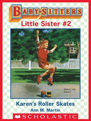 cover image of Karen's Roller Skates