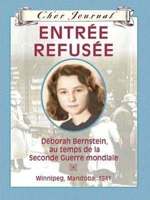 cover image of Entrée Refusée