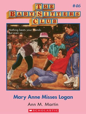 cover image of Mary Anne Misses Logan