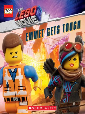 cover image of Emmet Gets Tough