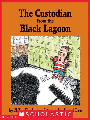 cover image of The Custodian From the Black Lagoon