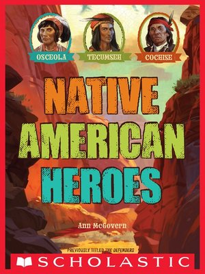 cover image of Native American Heroes