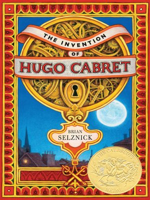 cover image of The Invention of Hugo Cabret