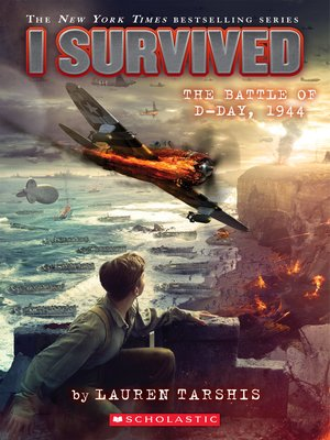 cover image of I Survived the Battle of D-Day, 1944 (I Survived #18)