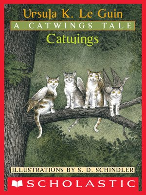 cover image of Catwings
