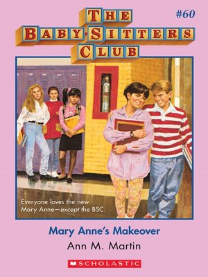 cover image of Mary Anne's Makeover
