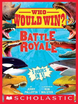 cover image of Battle Royale