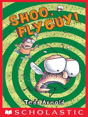 cover image of Shoo, Fly Guy!