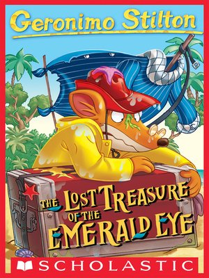 cover image of Lost Treasure of the Emerald Eye