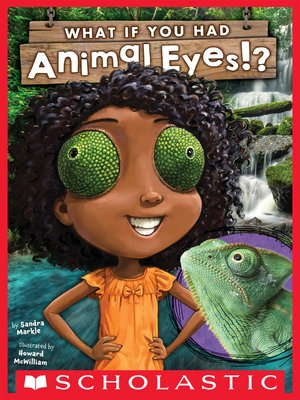 cover image of What If You Had Animal Eyes?