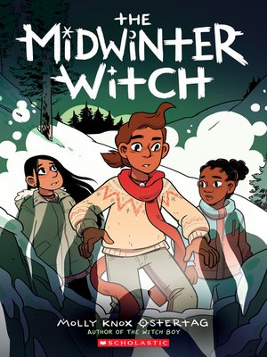 cover image of The Midwinter Witch