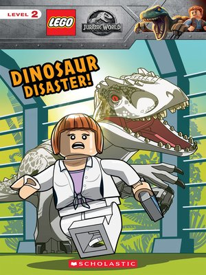 cover image of Dinosaur Disaster!