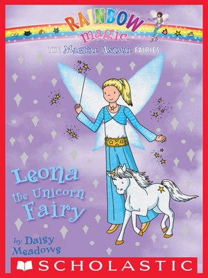 cover image of Leona the Unicorn Fairy