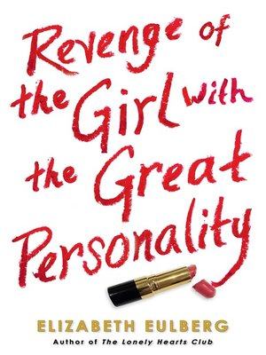 cover image of Revenge of the Girl With the Great Personality