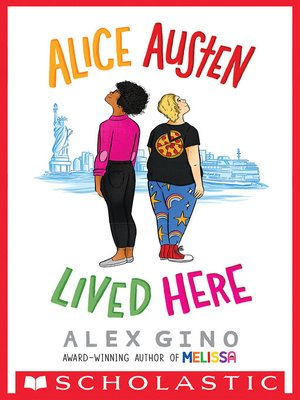 cover image of Alice Austen Lived Here
