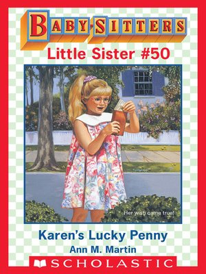 cover image of Karen's Lucky Penny