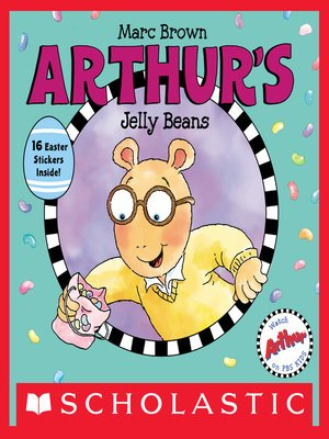 cover image of Arthur's Jelly Beans