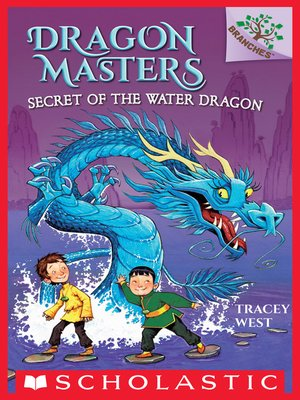 cover image of Secret of the Water Dragon