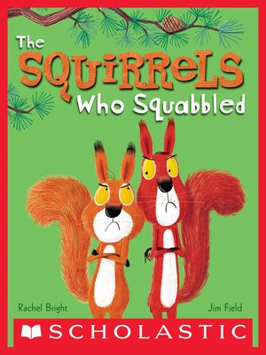cover image of The Squirrels Who Squabbled