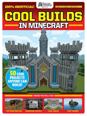 cover image of Cool Builds in Minecraft!