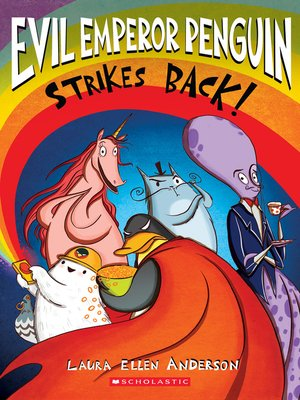 cover image of Evil Emperor Penguin Strikes Back
