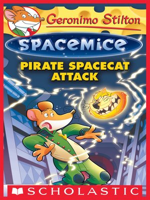 cover image of Pirate Spacecat Attack