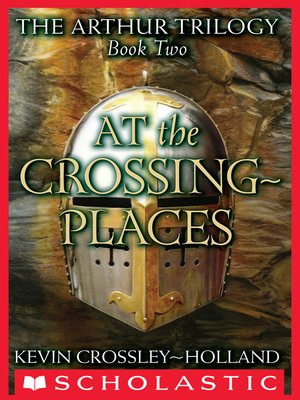 cover image of At the Crossing Places
