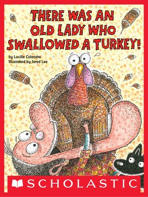 cover image of There Was an Old Lady Who Swallowed a Turkey!